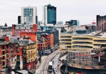After London, Manchester is the largest city in England