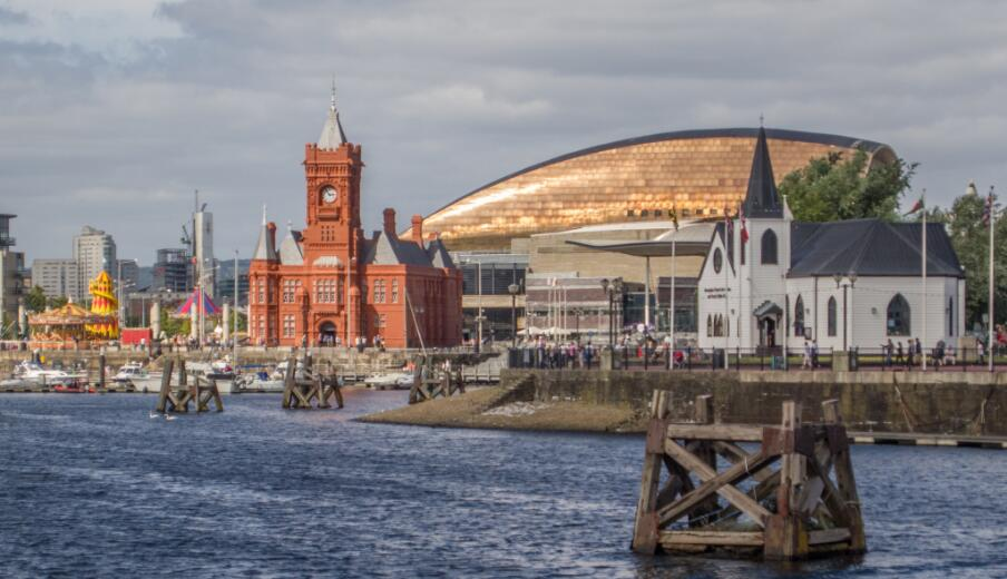 Cardiff is still a little-known city in the UK
