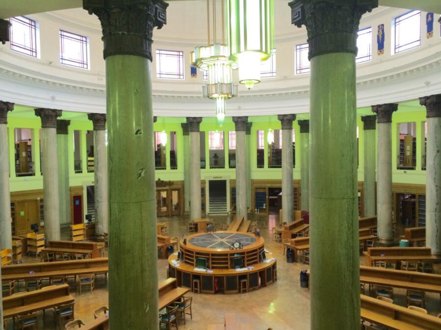Brotherton Library - University of Leeds
