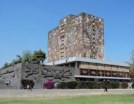Central Library of the National Autonomous University of Mexico (UNAM)