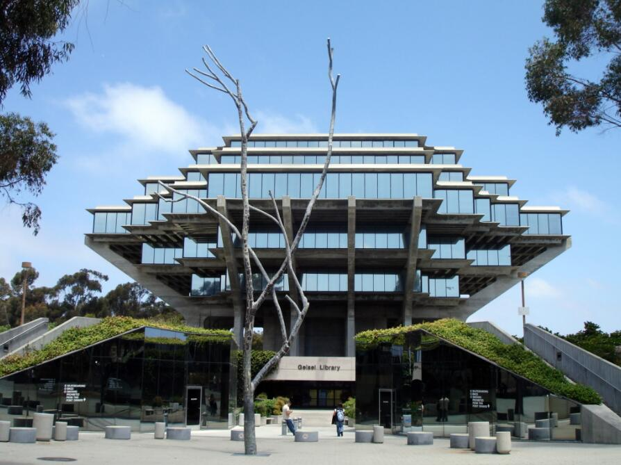Geisel Library - University of California, San Diego