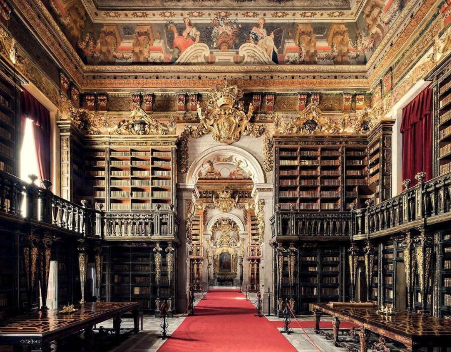 Joanine Library - University of Coimbra