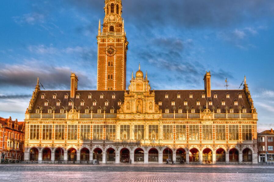 Leuven Catholic University Library