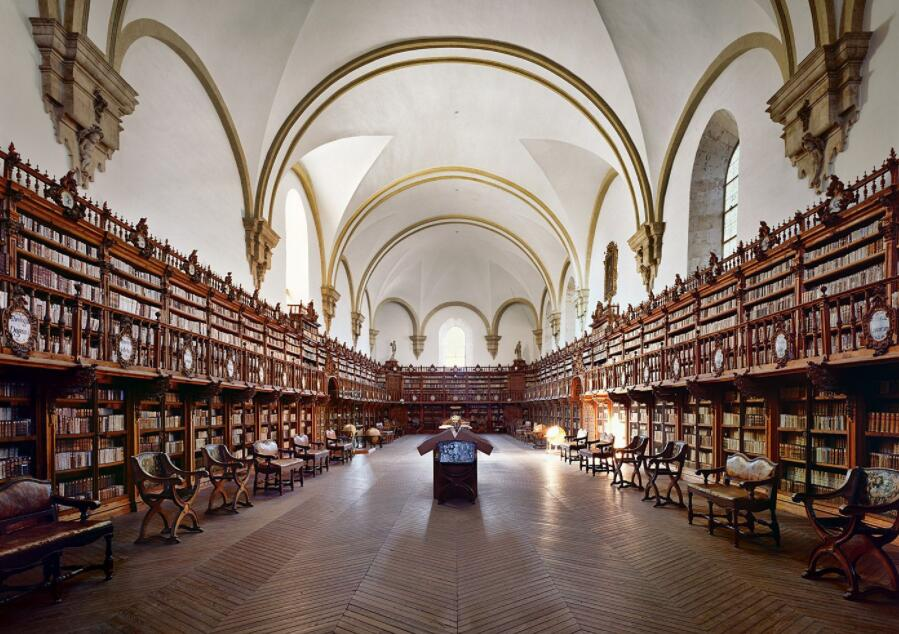 Library of the University of Salamanca