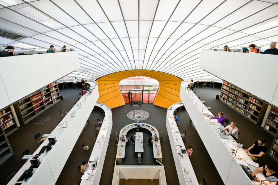 Philological Library of the Free University of Berlin