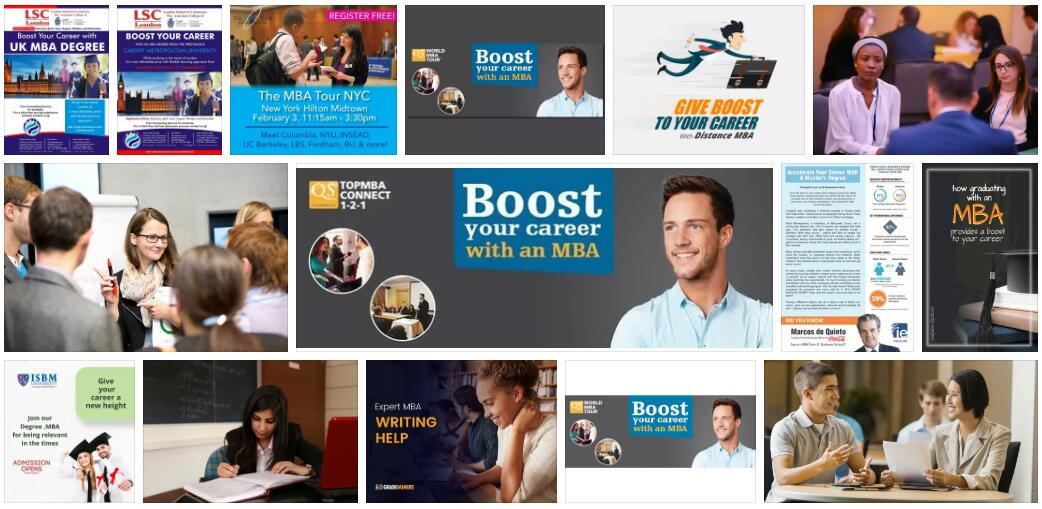 Boost Your Career with an MBA