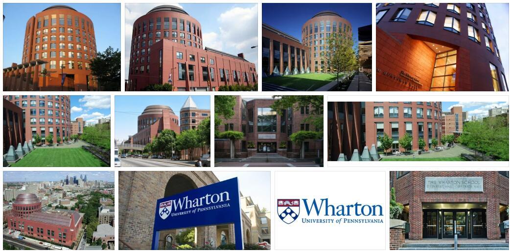 Wharton School MBA