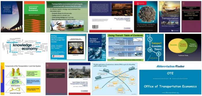 Study Transport Economics