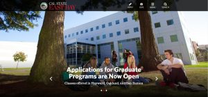 California State University East Bay College of Business & Economics