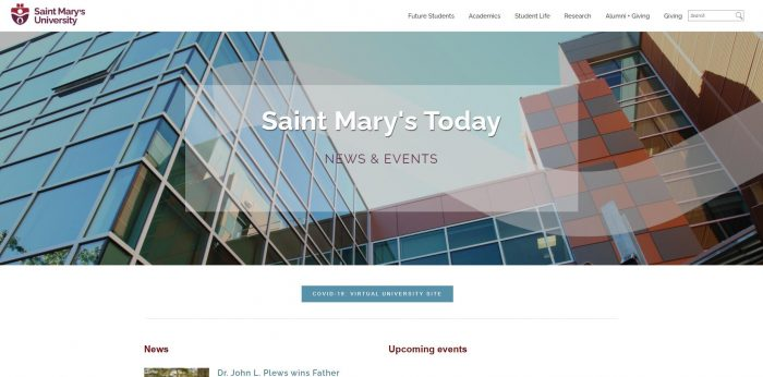 SMU News and Events