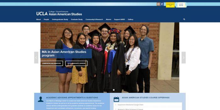 UCLA Asian American Studies
