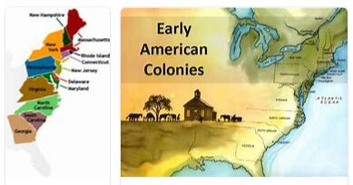 America Founding Colonies 1