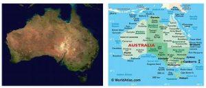 Australia Geography