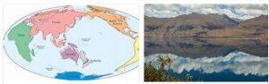Discovery of Australia and New Zealand