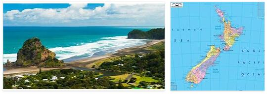 New Zealand Geography