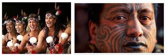 New Zealand Maori 1