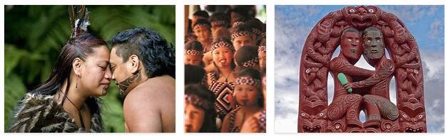 New Zealand Maori 2