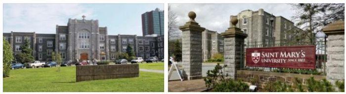 Study in Saint Mary's University