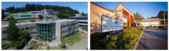 Study in Vancouver Island University